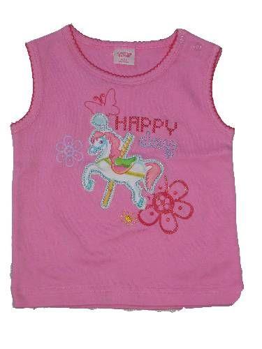 Unikornis mintás baba trikó - baba felső, póló