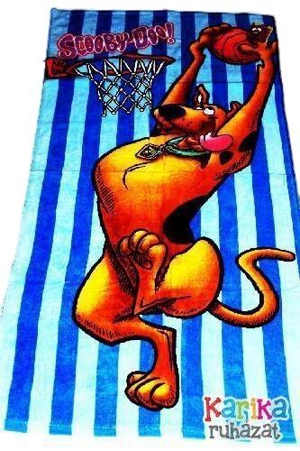 Scooby Doo mintás strandtörölköző  - törölköző