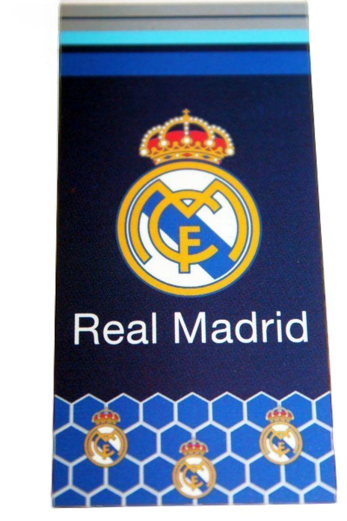 Real Madrid mintás törölköző - törölköző