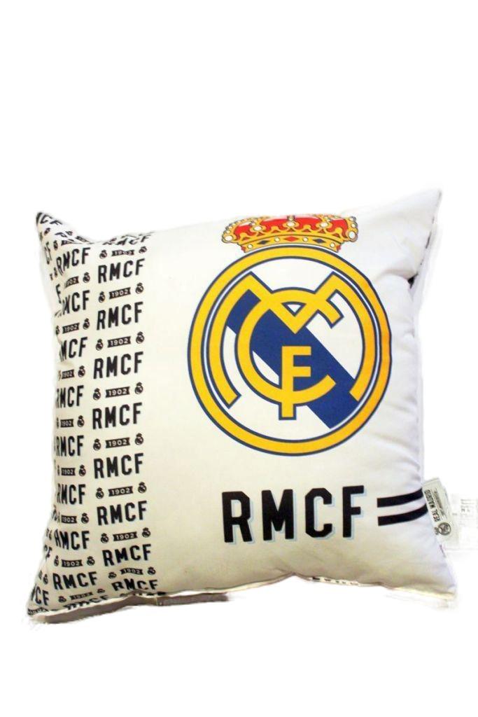 Real Madrid mintás kispárna - párna