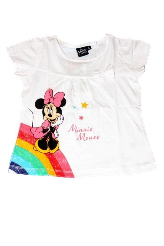 Minnie egér mintás lány póló  - lány felső, póló