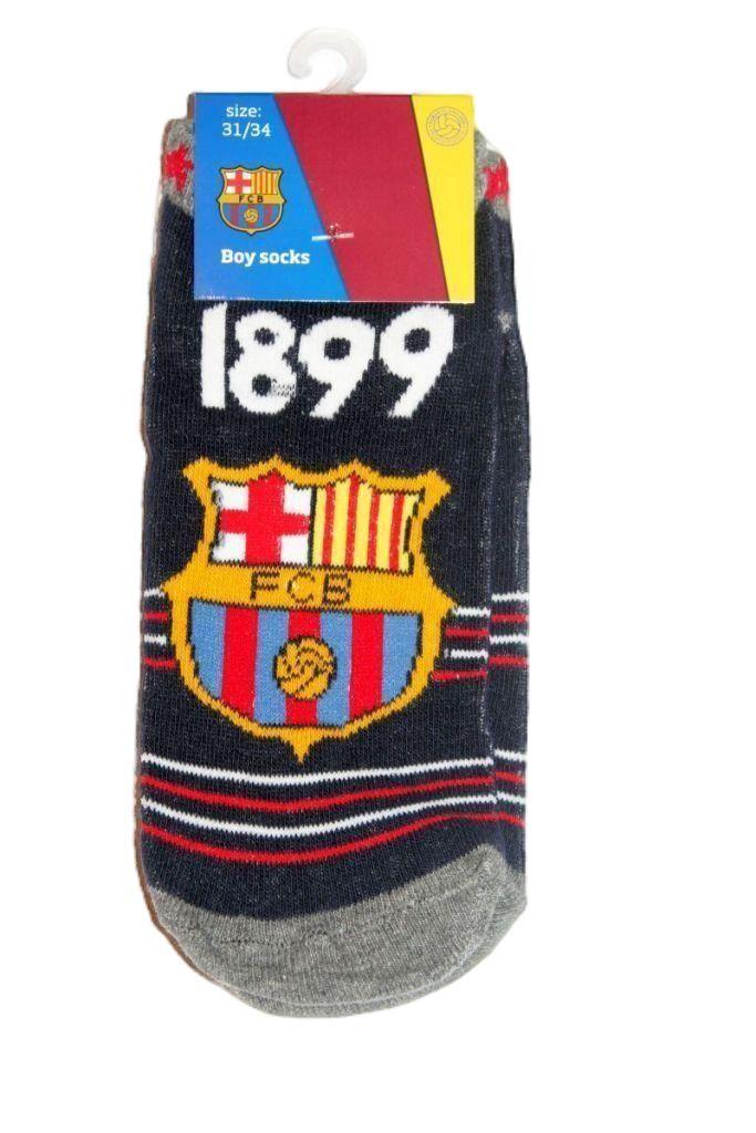 FC Barcelona mintás zokni - fiú zokni, harisnya