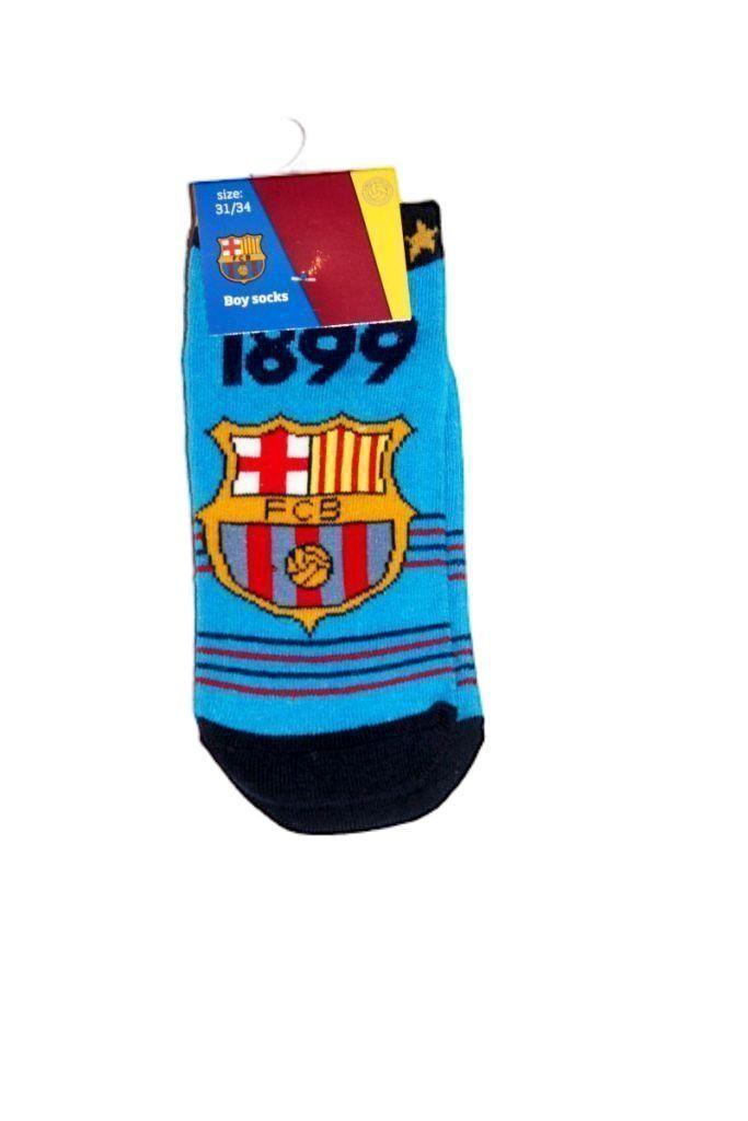 FC Barcelona mintás fiú zokni - fiú zokni, harisnya