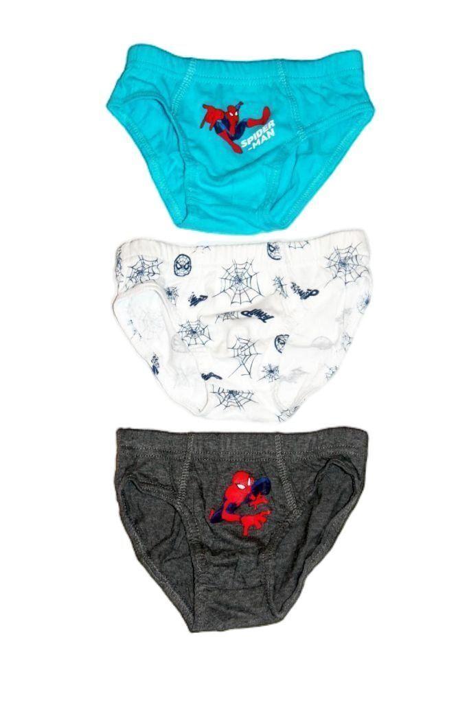 Pókember mintás fiú alsónadrág  - fiú fehérnemű