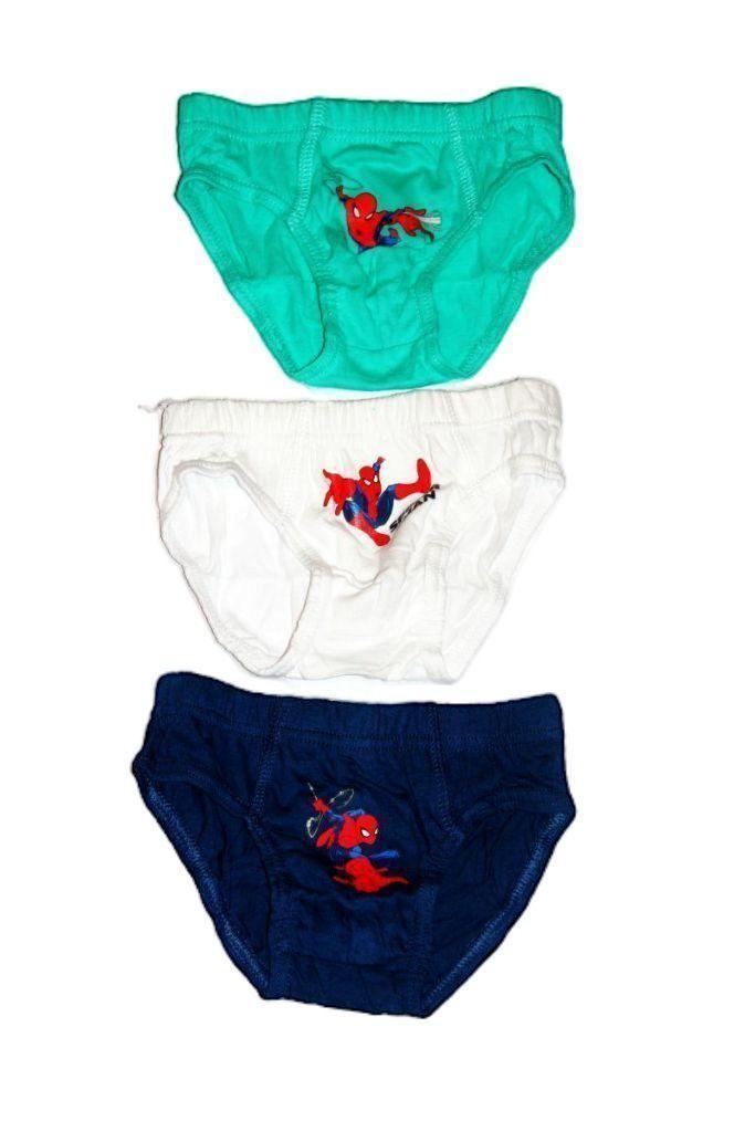 Spiderman mintás fiú alsónadrág - fiú fehérnemű