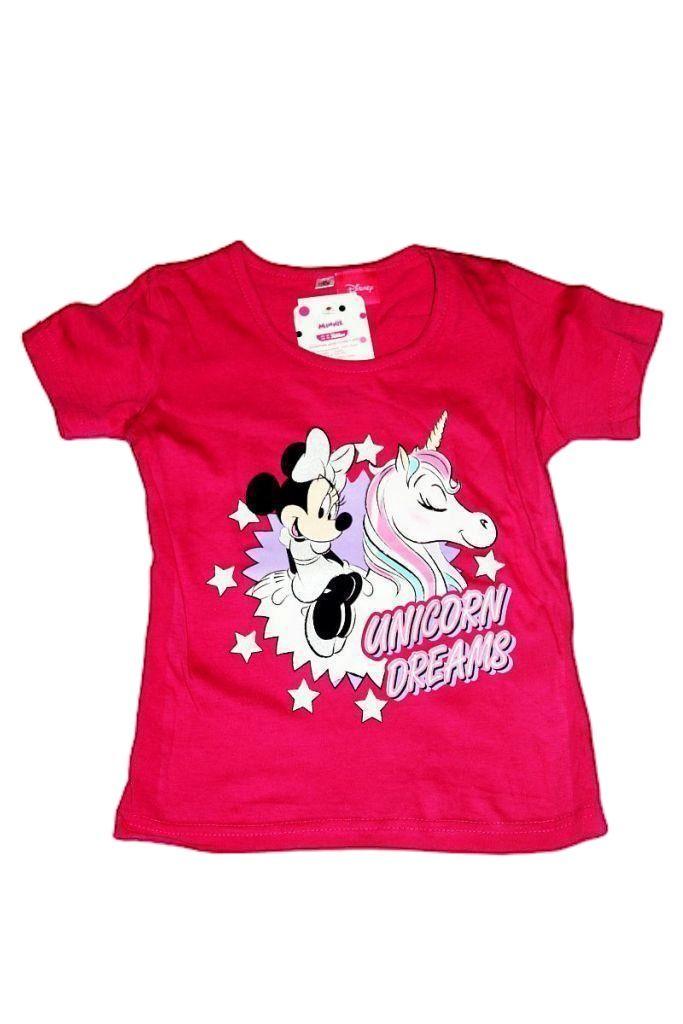 Minnie egeres lány póló - lány felső, póló