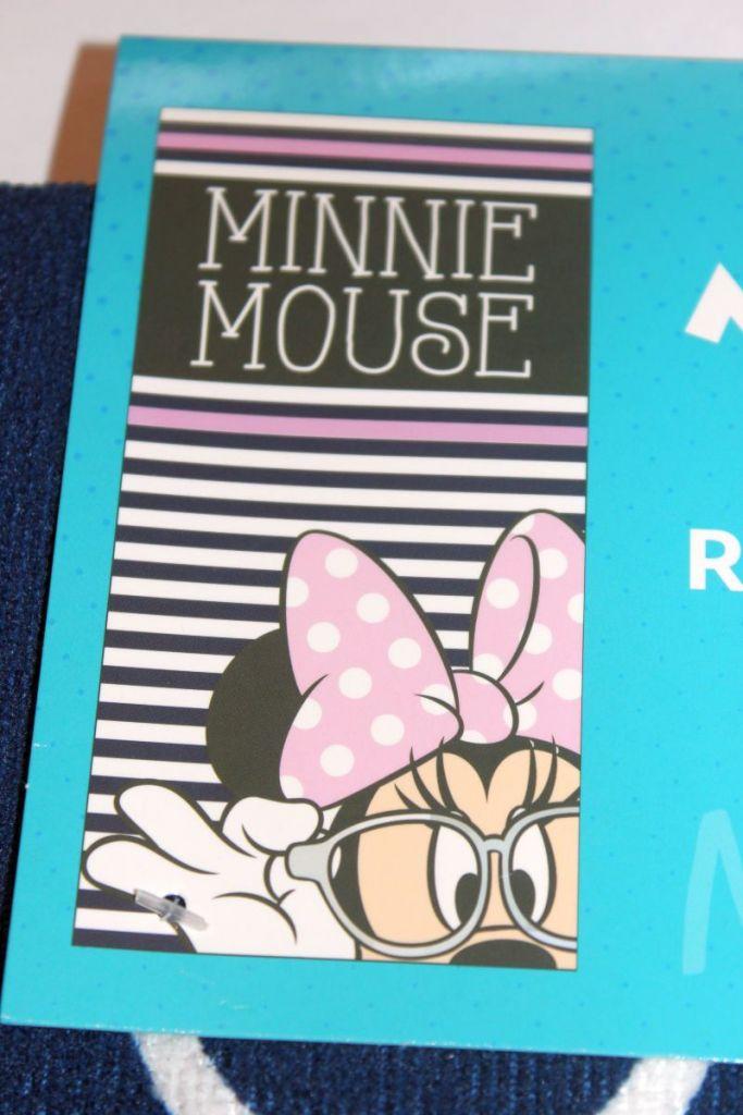 Minnie egér mintás törölköző - törölköző