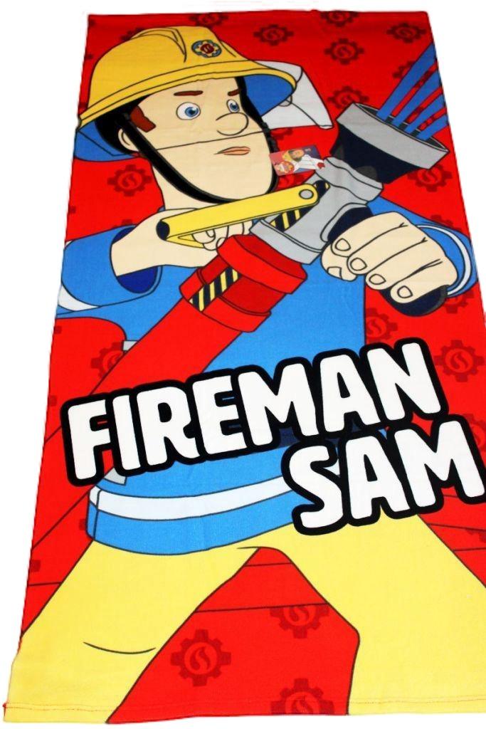 Sam a tűzoltó strandtörölköző - törölköző