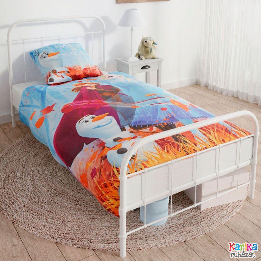Frozen mintás ágynemű - Ágynemű, lepedő, takaró