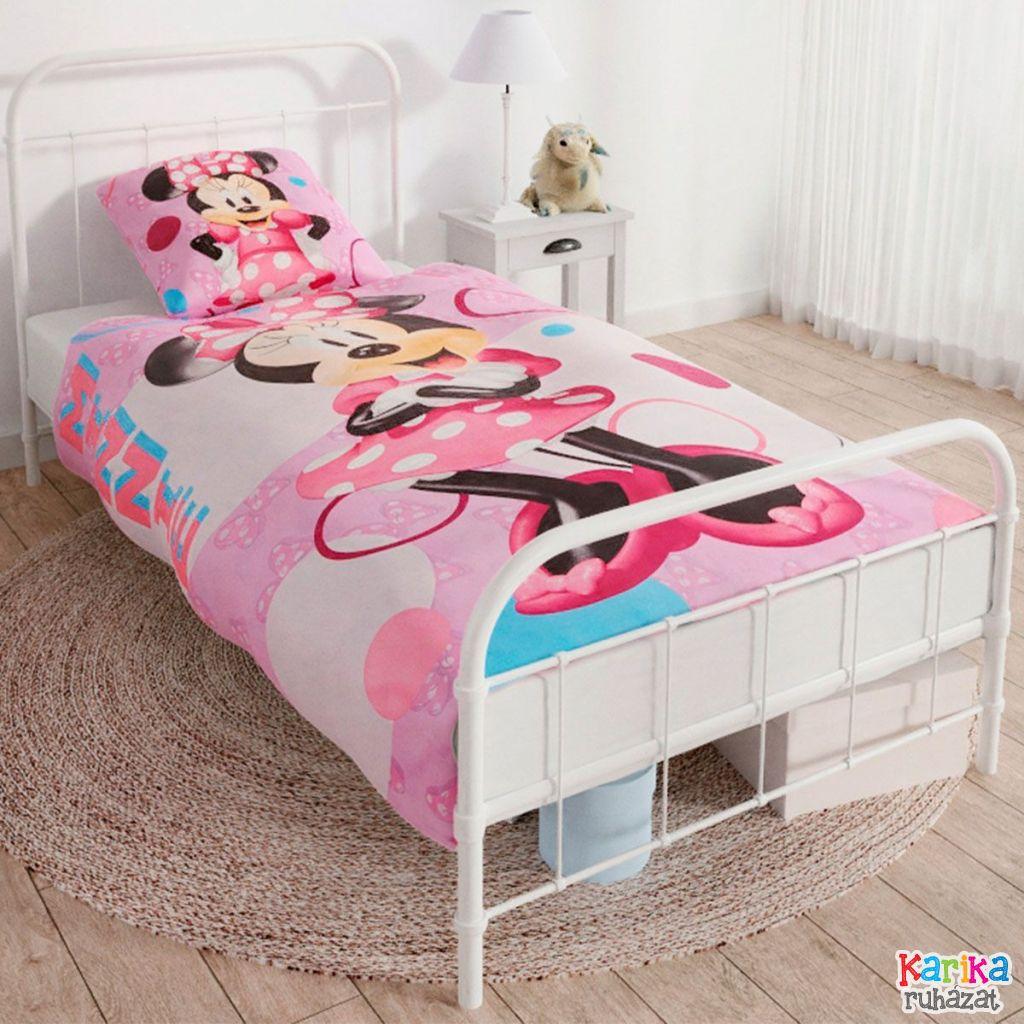 Minnie egeres ágynemű - Ágynemű, lepedő, takaró