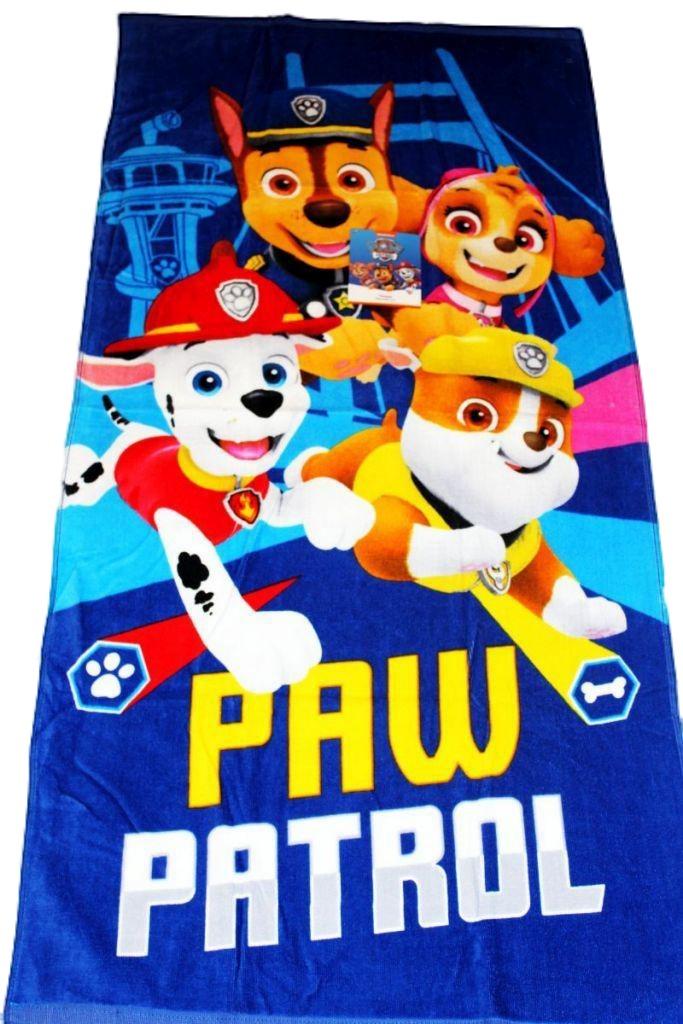 Paw Patrol mintás törölköző - törölköző