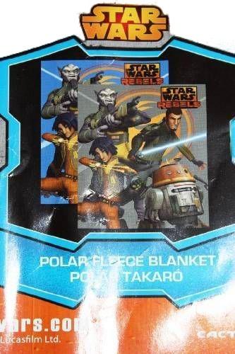 Star Wars mintás takaró - Ágynemű, lepedő, takaró