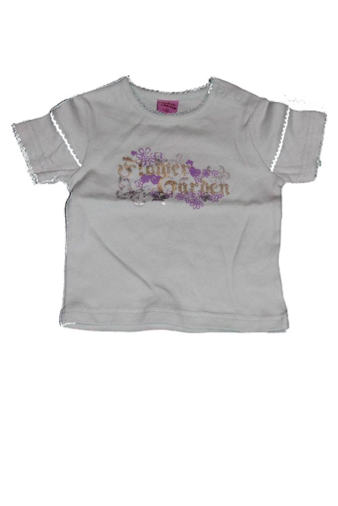 Pillangó mintás baba póló - baba felső, póló
