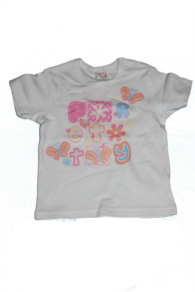 Pillangó mintás baba nadrág - baba felső, póló