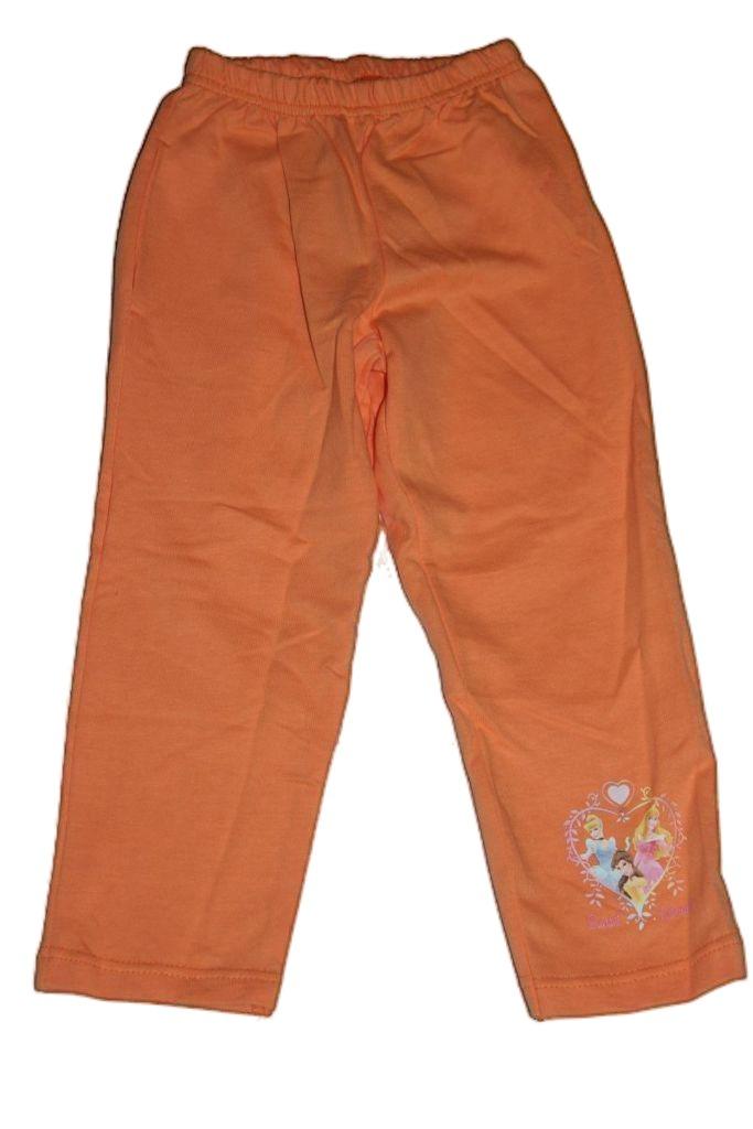 Hercegnő mintás lány nadrág - lány nadrág