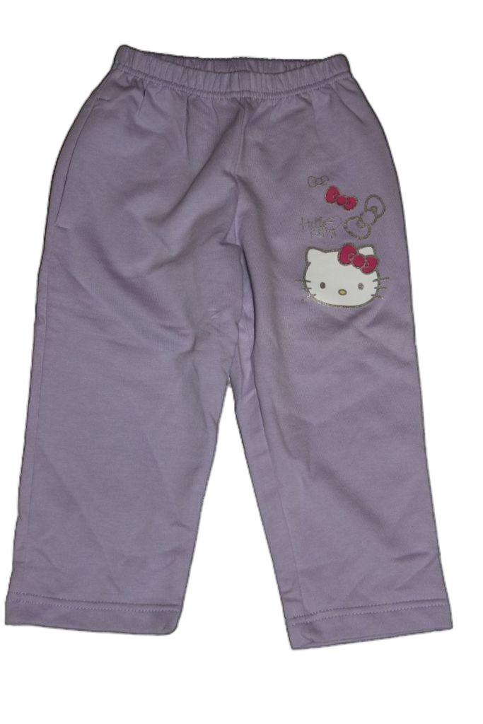 Helló Kitty mintás lány nadrág - lány nadrág