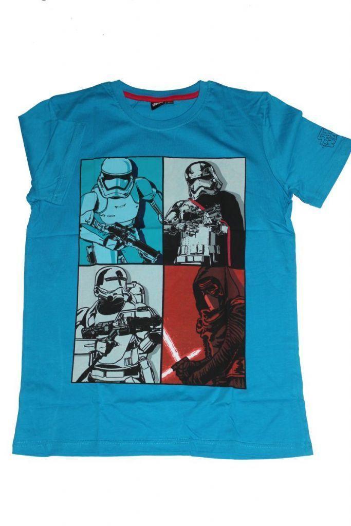 Star Wars mintás nagyfiú póló - fiú felső, póló
