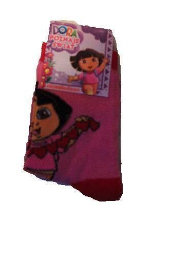 Dóra a felfedező mintás zokni - lány zokni, harisnya