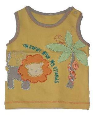 Oroszlán mintás baba trikó - baba felső, póló