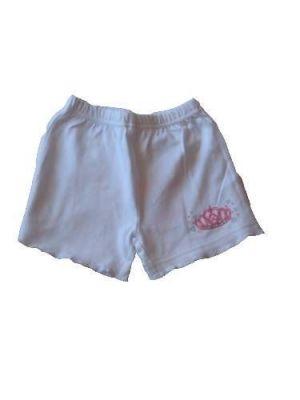 Korona mintás baba rövidnadrág - baba nadrág