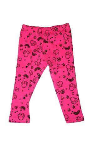Minnie egér mintás baba legging - baba nadrág