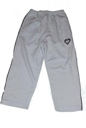 Szív mintás lány nadrág - lány nadrág