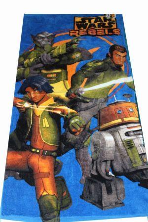 Star Wars mintás törölköző - törölköző