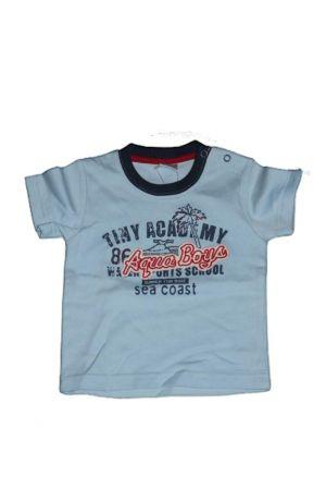 Pálmafa mintás baba póló - baba felső, póló