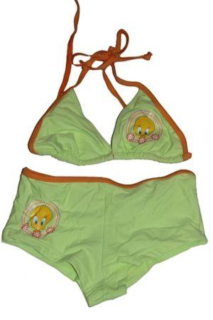 Csőrike mintás lány bikini - lány fürdőruha