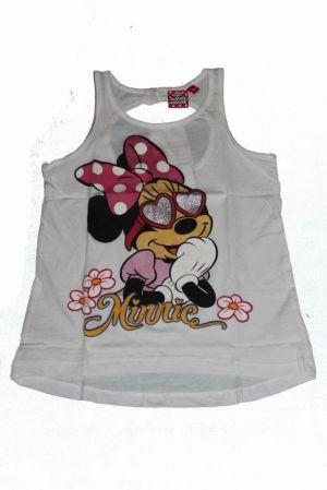 Minnie egér mintás lány trikó - lány felső, póló