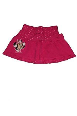 Minnie egér mintás lány szoknya - lány szoknya