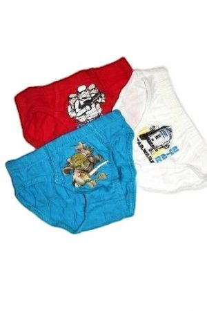 Star Wars mintás fiú alsónadrág - fiú fehérnemű