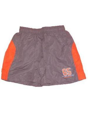 Szám mintás fiú rövidnadrág - fiú rövidnadrág